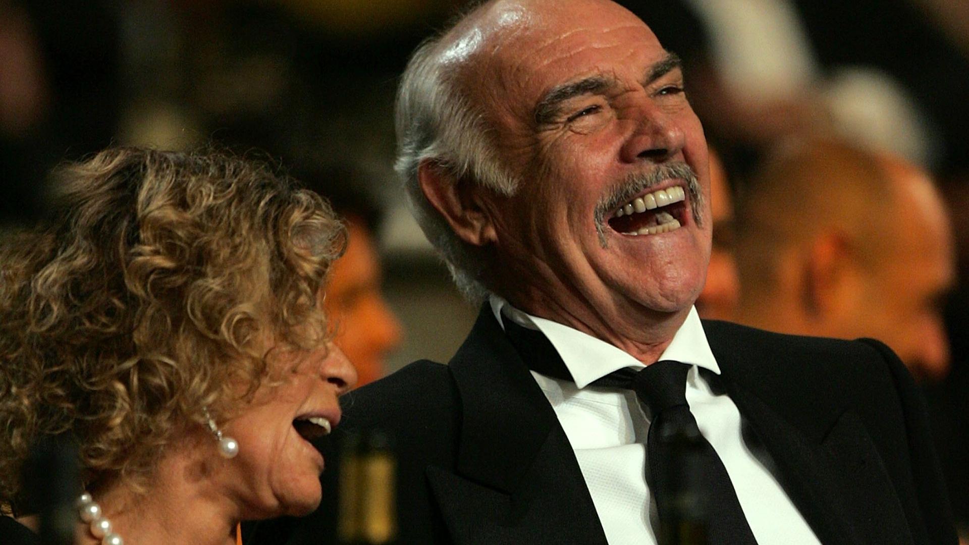 Sean Connery demenciában szenvedett, utolsó hónapjaiban már képtelen volt kifejezni magát